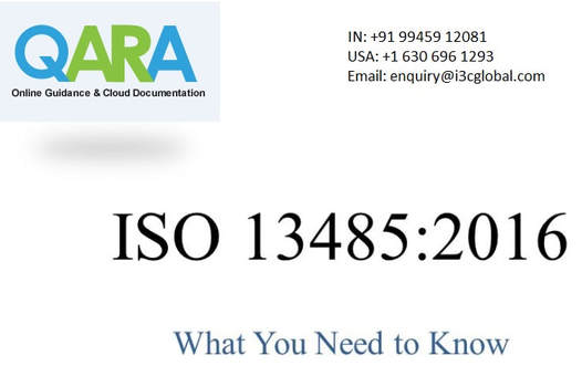 Get Information About Medical Device CE Marking and ISO 13485 ...